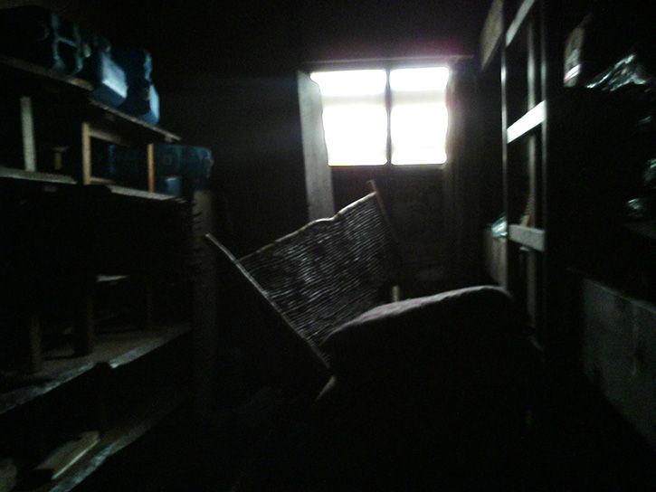 チニカ山荘 ベッド