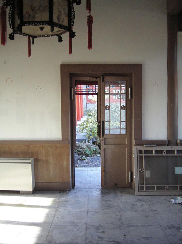 天華園 部屋