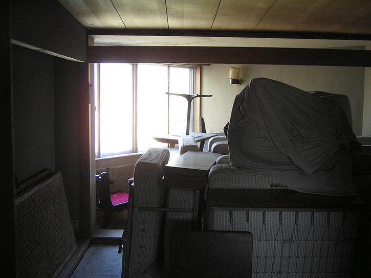 第一滝本館 マットレス