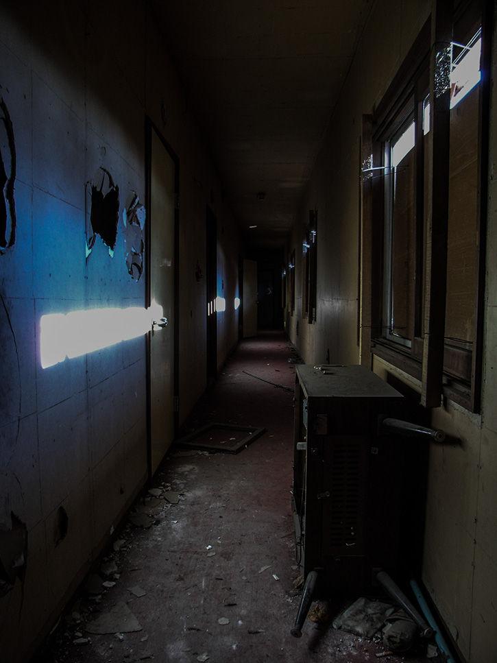りり 廊下道