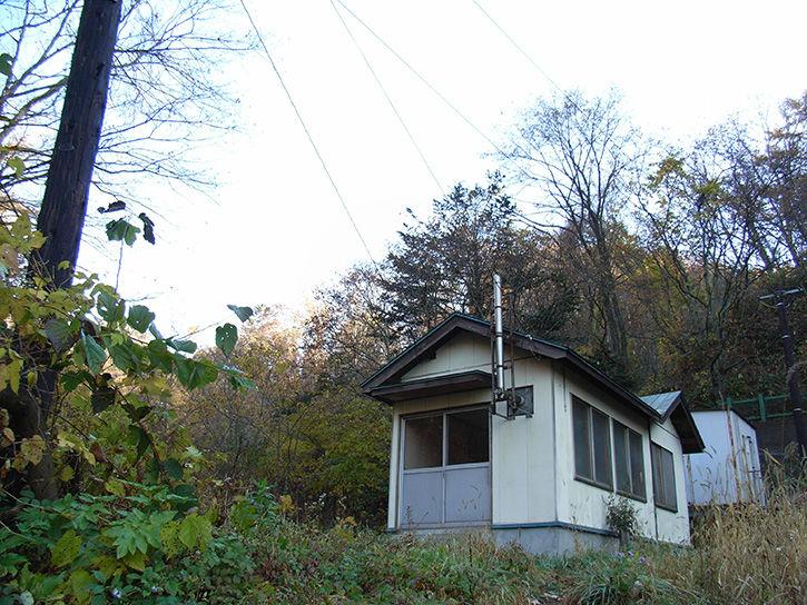小幌駅 建物3