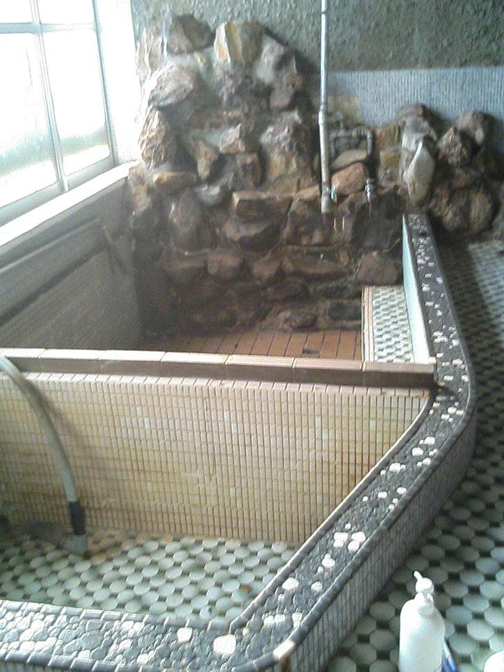 チニカ山荘 浴槽