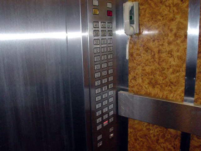 平壌 エレベーター