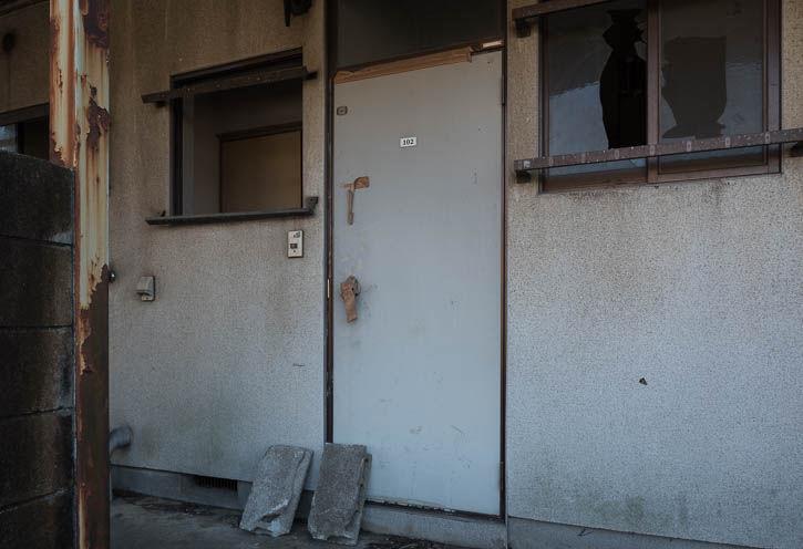 廃墟アパート-23