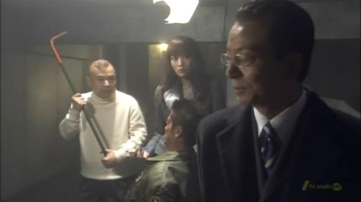 Season 4 第8話 「監禁」 Season 4 第8話 「監禁」 :No.6 - 相棒大好