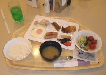 エピナール朝食和
