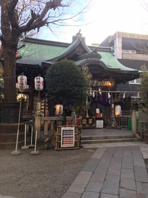 小野照崎神社 (2)