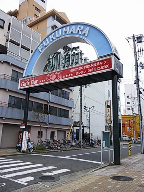 hukuharayanagi