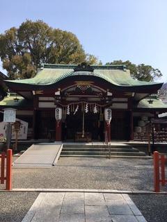 開口神社 (1)