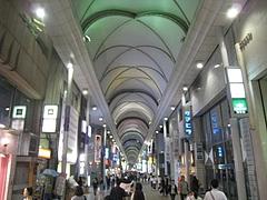 広島市街地商店街