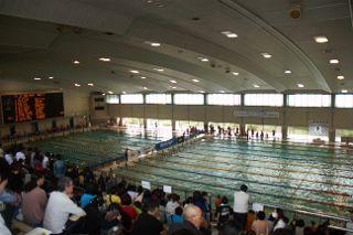 【旅31日目 3月31日】 全九州スイミングクラブ対抗春季水泳競技大会