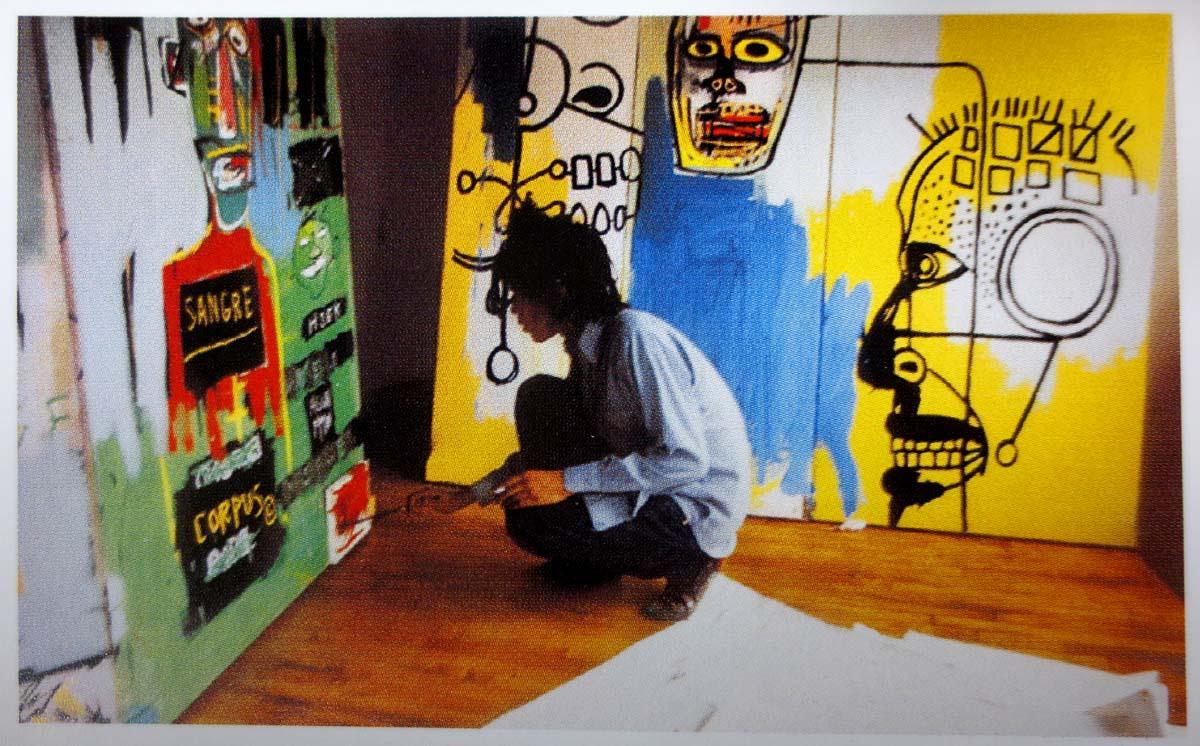 ジャン=ミシェル・バスキアの画像 p1_1