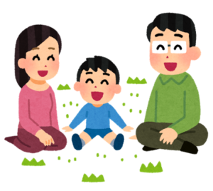 picnic_shiba_family_boy-300x268