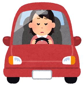car_woman08_think