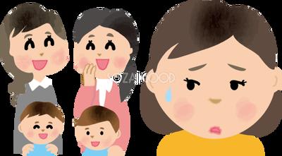【悲報】ワイ、嫁がご近所のママ友にイジメられてることを知りマジで号泣…