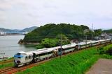 冷水港とパンダ列車