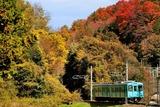 晩秋の和歌山線