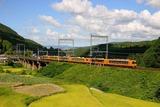 三本松にて近鉄特急