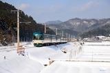 雪景色とKTR8000
