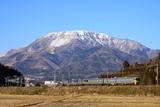 伊吹山とキヤ95