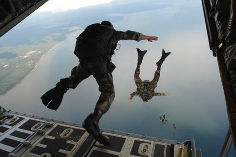 飛び込み自殺