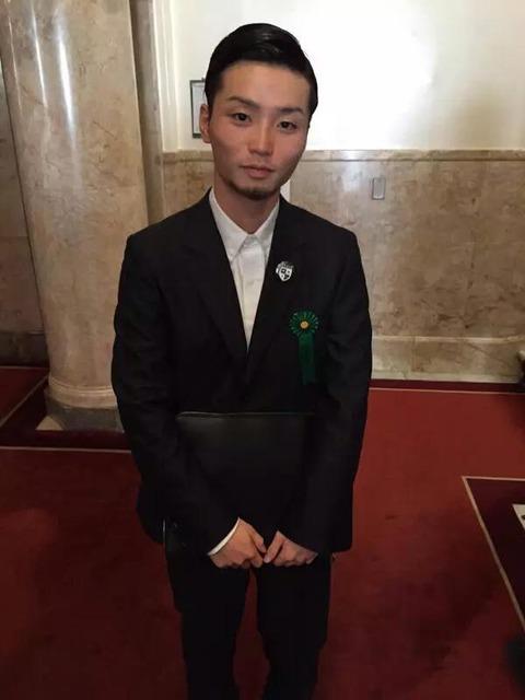 SEALDs奥田愛基 偏差値28 就活は産経新聞
