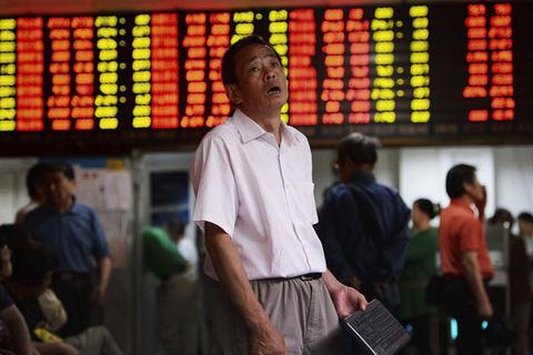中国 株価暴落 おっさん
