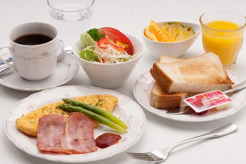 健康になれる朝食 健康長寿命 洋食 長生き