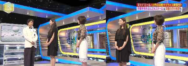 004 大下容子 ☆ SmaSTATION !!~TV朝日 【2015/7/4/土】 ★ 大下容