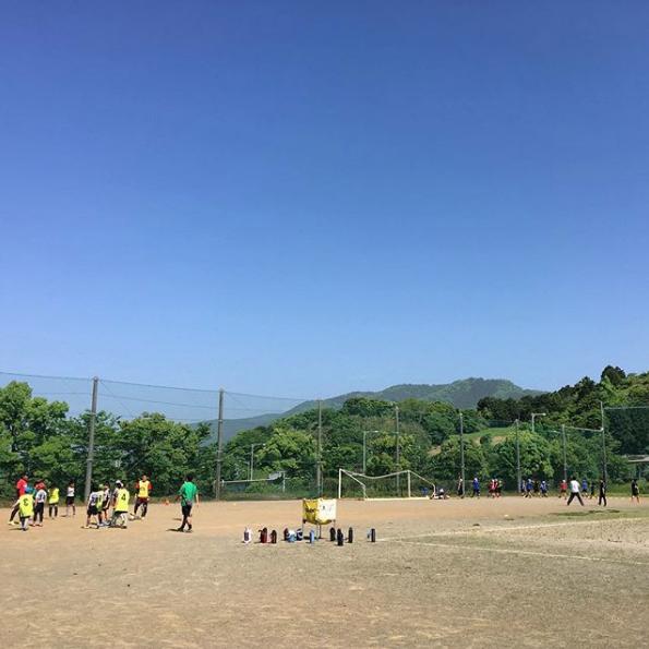 花水FCと港FCを応援!