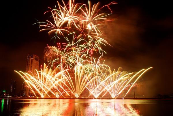 花火大会 fireworks