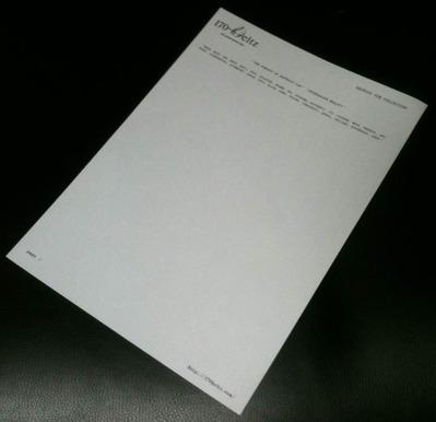 memo用紙