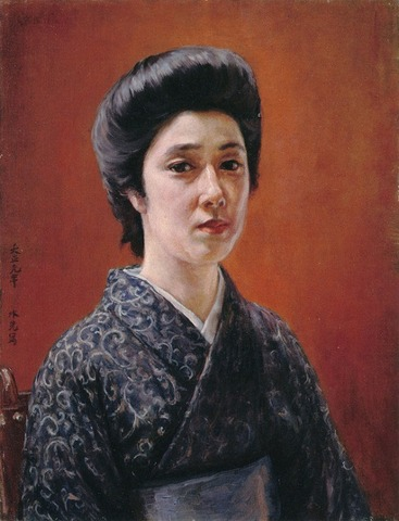生誕150年 黒田清輝 : 美術散策...