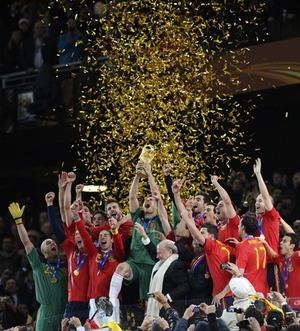 YAHOO! スポーツ  スペイン、ワールドカップ初優勝!