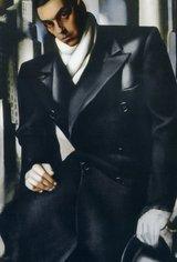 タデウシュ・ド・レンピッキの肖像