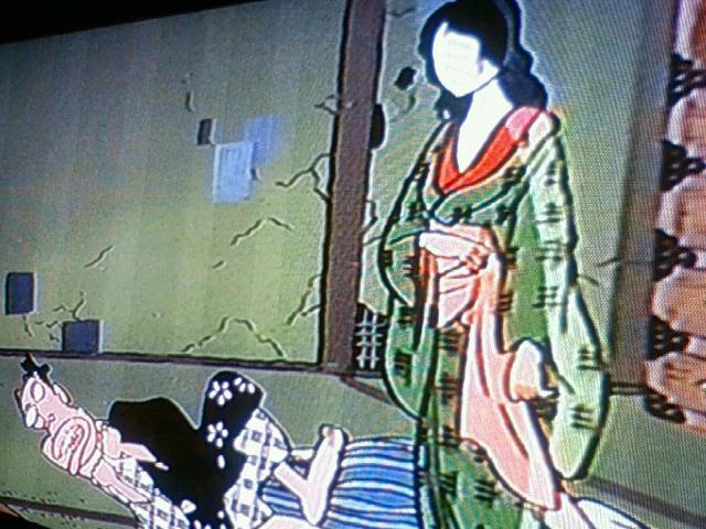 まんが 日本 昔ばなし 怖い 話