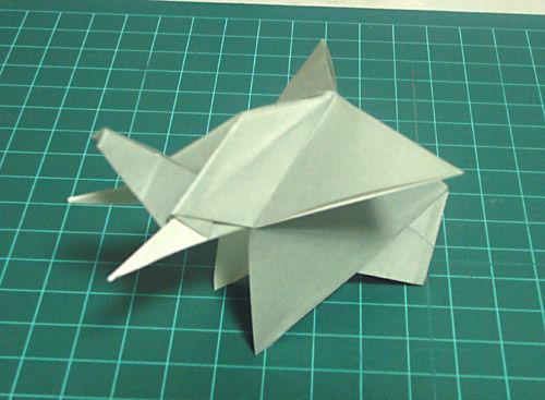 折り 折り紙 折り紙 ペガサス 折り方 : divulgando.net