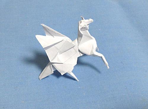 すべての折り紙 長方形 折り紙 鶴 : コピー用紙で折る『白のおり ...