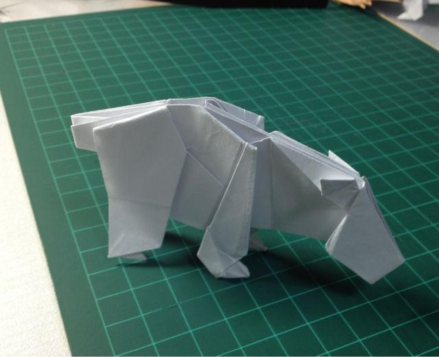 今日仕事中に言われたのが、 : 折り紙 花 ひまわり : すべての折り紙