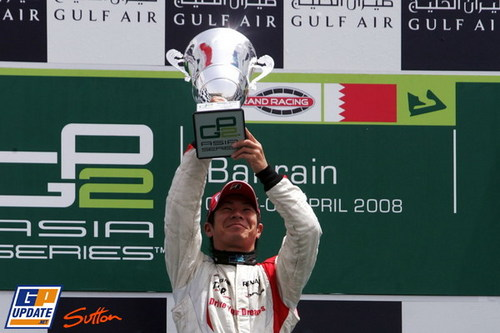 GP2バーレーンレース2