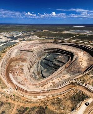 Botswana Karowe Mine