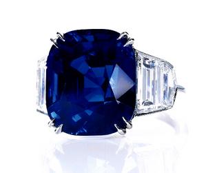 17.29ct Burma Sapphire