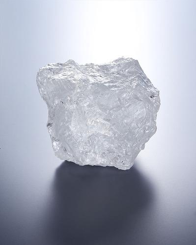 無色ベリル原石