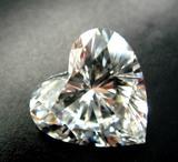 5ct ハートシェイプ ダイヤモンド ルース