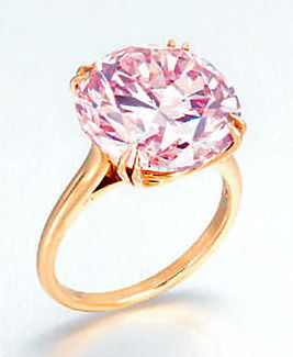 3766 12.04ct Fancy Intense Pink VS1 by HW