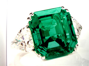 79cts Colombian Emerald Minor Gubelin