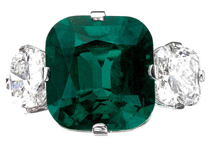 493 10.88cts Colombian Emerald