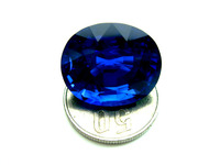 30cts size Burma Sapphire Untreated