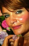 Helena Christensen with The Steinmetz Pink