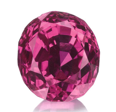The Queen of Burma 23.66ct